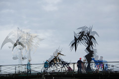 Paris, France (RuggyBearLA) Tags: paris france europe riverseine eiffeltower arcdutriomphe notredameparisledefrancefrancefr