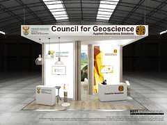 Geoscience_custom-stand_HOTT3D_Geological-Congress_13 (HOTT3D Exhibition Stands - Cape Town) Tags: idc2016 councilforgeoscience cticc dmr departmentmineralresources pavilion peninsula cutomexhibit bespoke exhibit design booth expodisplay timberbooth ducosprayed spraypainted bulkhead rigging ledsign timberfloor raisedplatform novilon conference confex delegates meetings reception informationkiosk lounge backlitgraphics fabricprinting tensionedfabricprinting ledscreens cnccutlogo diecutvinyl eventprofs sketchup vray photoshop capetown southafrica hott3d