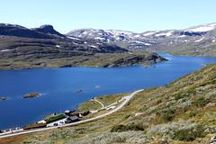 IMG_2145 Haukeliseter (JarleB) Tags: haukelifjell haukeli rldal fjell hyfjellet hardanger hordaland hardangervidda hst