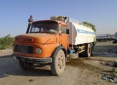 Mercedes Tanker (breedlux) Tags: mercedes tanker truck