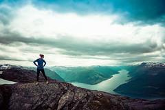 Norway_Mt Oksen-6 (GDizzie) Tags: mt oksen norway fjord