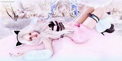 PRINCESS BED (Annyzinh Oliveira) Tags: mignon sanarae event phoenix cs cosmopolitan events pillows circa