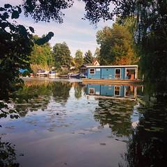 Bunbo Hausboot (wozischra) Tags: bunbo hausboot berlin houseboat schmckwitz altschmckwitz dahme river lake