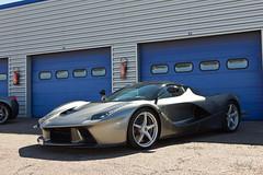 Laferrari grigio (AureilFerrari) Tags: aureil auto car coche voiture wagen canon eos 60d