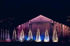 Indira Gandhi Musical Fountain (briejeshpatel) Tags: briejeshpatel canon canon7d l lens brijesh patel india karnataka musicalfountain indiragandhimusicalfountain nightphotography longexposure nightshots bangalore water fountain lights