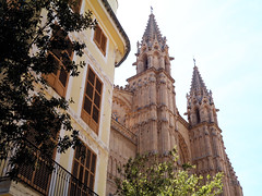 Palma de Mallorca | -- (Antnio Jos Rocha) Tags: espaa islasbaleares palma palmademallorca catedral cidade igreja f culto religio arte arquitectura pedra monumento