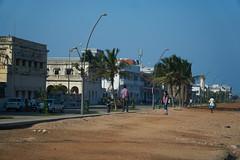 beach (Kiritan Flux) Tags: puducherry pondy tamilnadu india travel journey honeymoon