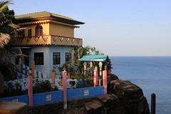sri_lanka_trincomalee_18 (Kudosmedia) Tags: sri lanka trincomalee nelson fort fredrick harbour temple coast beach deer monkey legend fortress asia claringbold trevor