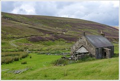 Lowther Cottage Leadhills South Lanarkshire (Ben.Allison36) Tags: lowther cottage south lanarkshire scotland leadhills rural decay landscape