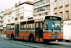 6 316 W barr (brossel 8260) Tags: belgique bus tec brabant wallon