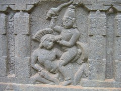 Hosagunda Temple Sculptures Photos Set-1-Erotic sculptures (30)