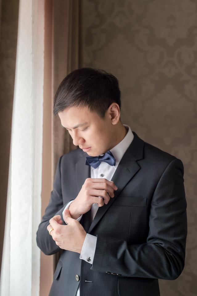 台南婚攝 情定婚宴城堡永康館 婚禮紀錄 C & V 007