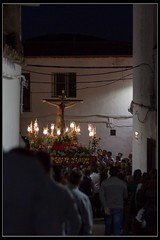 Cristo (Ral Mena) Tags: cristo cristodelamisericordia laparra badajoz procesin cristodelaparra extremadura nocturna nocturnal 50mm 500d eos500d e