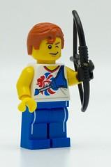 The Agile Archer (Pasq67) Tags: brickpirate lego minifigs minifig minifigure minifigures afol toy toys flickr pasq67 jo london teamgb