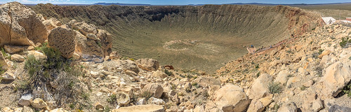 USA 2016: Meteor Crater
