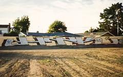 HTK by Revers & Kegs (Jonny Farrer (RIP) Revers, US, HTK) Tags: graffiti bayareagraffiti sanfranciscograffiti sfgraffiti usgraffiti htkgraffiti us htk revers rvs devo voidr voider reb halt uscrew reversgraffiti