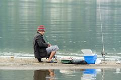 Getting ready to fish (Sony J Thomas) Tags: tamron150600mm lakesammamish nikon fishing angler nikond750 fisherman issaquah washington unitedstates us