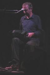 Leveret (2016) 05 - Rob Harbron (KM's Live Music shots) Tags: folkmusic greatbritain englishfolk leveret robharbron wheatstoneconcertina englishconcertina concertina folkatkingsplace kingsplace