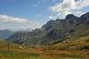 Pordoi Pass - hikers paradise (Vee living life to the full) Tags: pordoipass hiking bikes leger travel holidays mountains italy valleys sky road insight nikond300