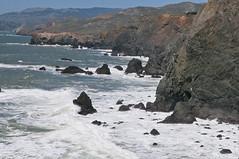 Point Bonita Lighthouse 08 Lighthouse View North (Ted Dudziak) Tags: sanfrancisco california lighthouse golden nikon goldengatebridge marinheadlands pointbonita marinca ggnra ggb goldengatenationalrecreationarea