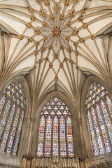 Chapter House (Rose Atkinson) Tags: architecture cathedral gothic wells somerset