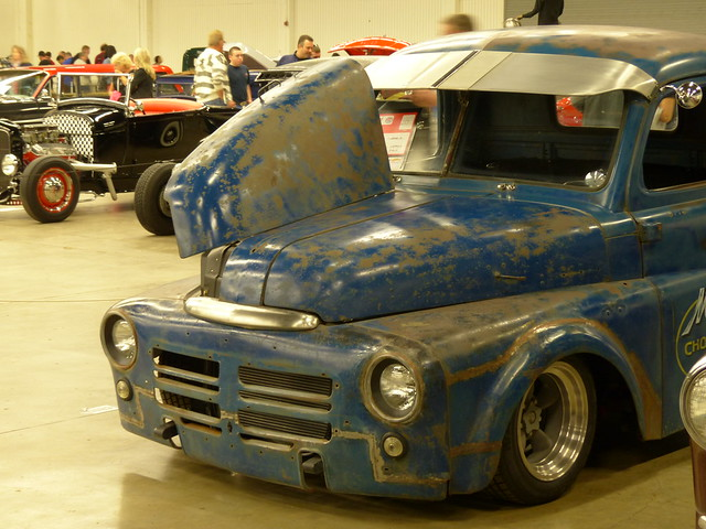 1948 truck pickup dodge robertmiller millerschopshop kustomkulturehall