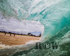 sandys 4/1/13-1 (R.C.W. Photography) Tags: ocean morning beach nature water hawaii surf waves oahu surfing sandybeach shorebreak bigwave sigma1020 2013 splwaterhousing