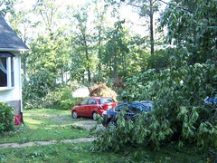 Hurricane Irene102 (WoodhavenShores) Tags: storm hurricane neighborhood damage irene poa woodhaven woodhavenshores