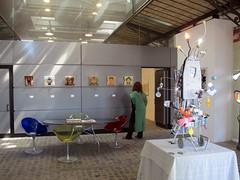 Riscarti Fest exhibition (Enno de Kroon) Tags: rome art festival artist recycled topv1111 topv999 exhibition artshow eggcubism ennodekroon riscarti riscartifest