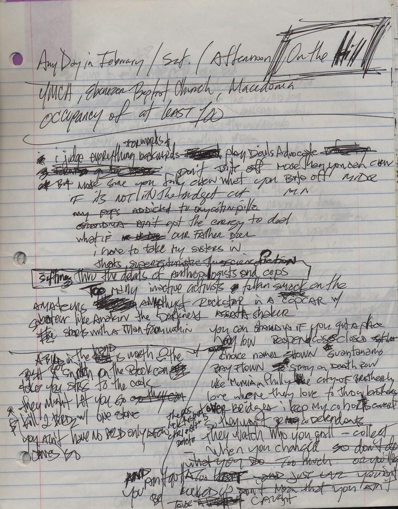 Handwriting essay