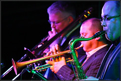 Terry Quinney on Tenor Sax, Andy Urquhart on Trumpet and Mark Nightingale on Trombone. Band- Sound of BlueNote Featureing Mark Nightingale at Centre Stage (Coolcats100) Tags: uk england music andy canon europe mark stage centre band trumpet jazz terry dorset sound april trombone sax bournemouth jazzclub bluenote urquhart tenorsax quinney nightingale westbourne 2013 marknightingale canon650d featureing terryquinney andyurquhart