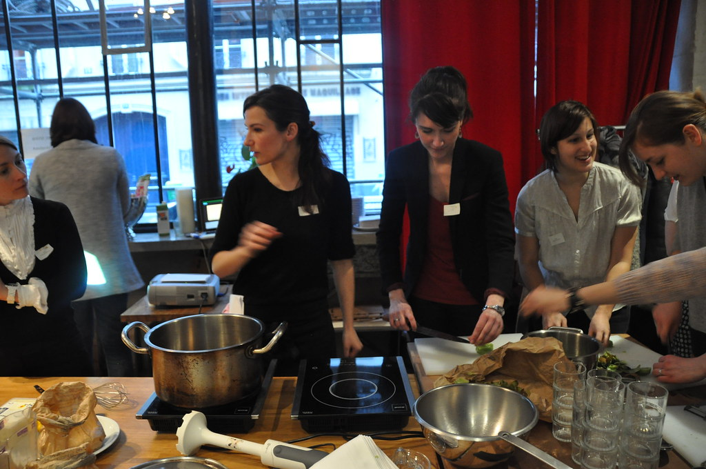 Campagne AVSF - Soirée blogueuses (9)
