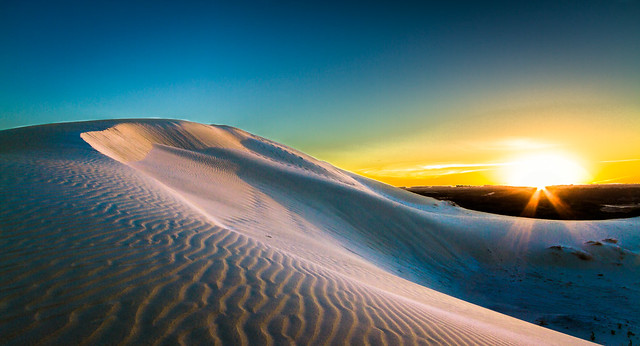 Sand Dunes Wreck Beach South Australia