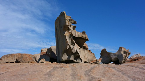 Remarkable Rocks, KI