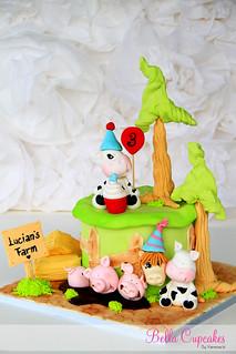Mr L's Farm Cake