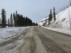 Looking towards the west on the North Klondike Highway - part 1 (jimbob_malone) Tags: yukon 2013 northklondikehighway
