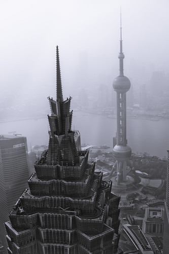 Spires of the Haze