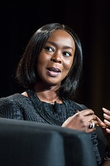 Toyin Saraki at the 2013 Global Philanthropy Forum