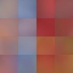The Spoils Divided (celerycelery) Tags: original color colour art grid artwork squares paintings montage painter celery digitalpaintings colourscape assembled colourgrids