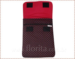 REF. 0081/2013 - Case Notebook Poás (.: Florita :.) Tags: notebook kokeshi matrioska netbook ipad capanotebook bolsaflorita casenotebook bolsanotebook caseipad bolsacasenoteenetbook bolsanetbook casenotebookemtecido caseemtecido