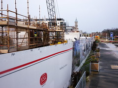 Construction of new library and cultural centre, Dun Laoghaire 17th-April-2013 #3 (turgidson) Tags: park county new ireland dublin studio lens four lumix prime carr construction community raw g library centre arts culture panasonic developer micro pro builders council pancake 20mm architects moran complex asph cultural dmc dun thirds converter laoghaire dunlaoghaire cotter contractors f17 m43 silkypix sisk primelens gh2 41442 rathdown mirrorless lumixg moranpark naessens p1120985 microfourthirds dunlaoghairerathdowncountycouncil 20mmf17 hh020 20mmf17asph panasonic20mmf17asph panasonicgh2 panasoniclumixdmcgh2 silkypixdeveloperstudiopro41442 carrcotternaessensarchitects