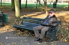 AS_BC17 (A StaR17) Tags: uk england man london bench streetphotography oldman gentleman regentspark
