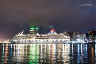 麗星郵輪。雙子星號 。基隆港 Star Cruises - SuperStar Gemini, Keelung, Taiwan _IMG_6547