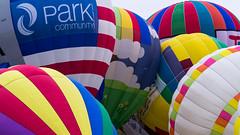 Park Community (David G Ruth) Tags: field festival race nikon ky balloon louisville derby bowman d3200