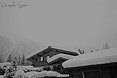 Chalets B&W (Wis Empire State) Tags: architecture art autumn beach black blackandwhite blue bw city clouds color day europe fall fashion flower flowers france friends fun garden geotagged girl green holiday house lake landscape light live love macro me model nature new newyork newyorkcity night nikon nyc ocean old park people photo photography photos portrait raw red river rock sea show sky snow spring square squareformat street summer sun sunset travel tree trip urban vacation vintage water white winter woman yellow