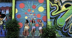 (jannamarie1x) Tags: railroad friends summer art colorful florida roommates
