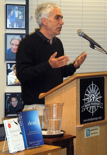 David Sheff at Book Passage