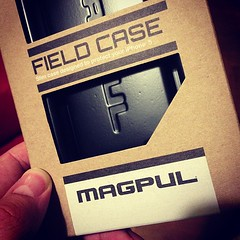 Finally a #quality case for the #iphone5. #magpul #tactical #tacticool (swecficklampa) Tags: square squareformat iphoneography instagramapp uploaded:by=instagram