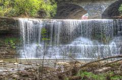 The Falls at Chagrin Falls, Ohio (tbower) Tags: ohio geotagged waterfall nikon raw nef hdr chagrinfallsohio photomatixpro cs5 d3s cuyahogacountyohio nikongp1 nikkor24120f4vr