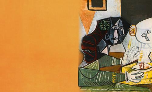 """Meninas, iconósfera de Diego Velazquez (1656), estudio de Francisco de Goya y Lucientes (1778), paráfrasis y versiones Pablo Picasso (1957). • <a style=""""font-size:0.8em;"""" href=""""http://www.flickr.com/photos/30735181@N00/8746865525/"""" target=""""_blank"""">View on Flickr</a>"""